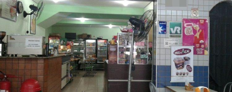 CAFETERIA REGIÃO ZONA SUL