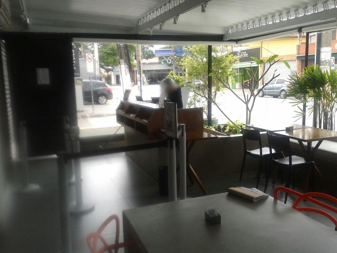 RESTAURANTE REGIÃO ZONA SUL