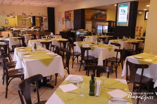 Restaurante região Zona Leste